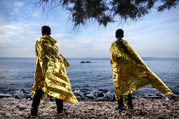 Should European countries take Syrian refugees in?